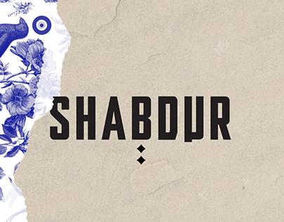 Shabour Paris - by Assaf Granit