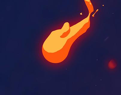 Short Story : Absurd Meteor