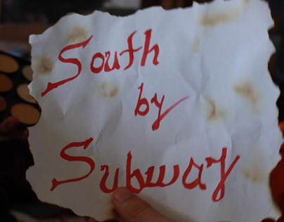 South by Subway BTS