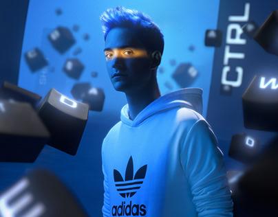 Adidas X Ninja - Time In