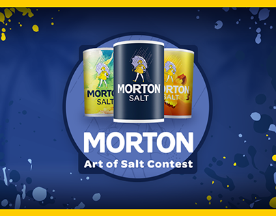 Morton: Art of Salt — Website Design