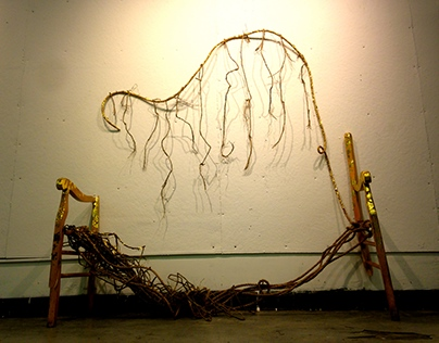 Installations- The Adventure of a Broken Chair