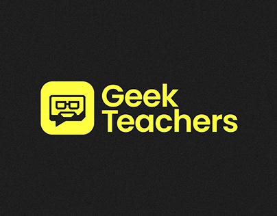 Geek Teachers - Identidade Visual