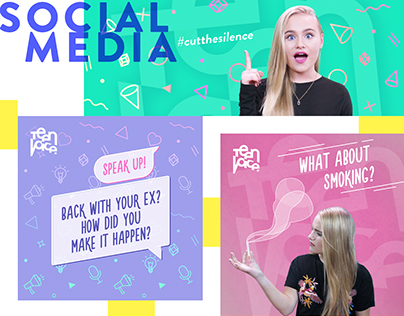 TeenVoice [Social Media Visual Concepts]
