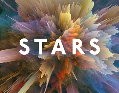 STARS - 3D displacement