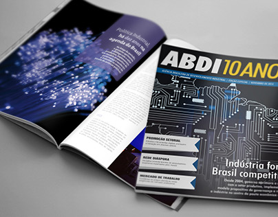 Editorial: Revista ABDI 10 anos - ABDI