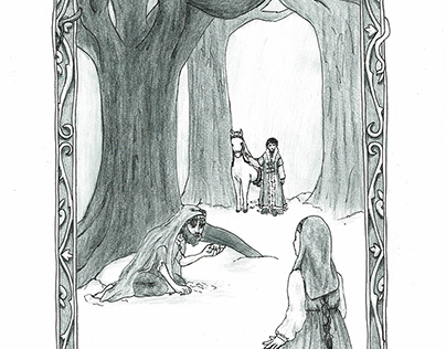 The Bear and the Nightingale Illustrations