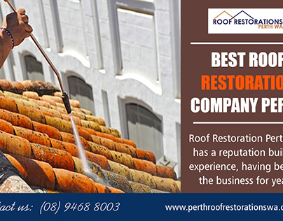 Best Roof Restoration Company