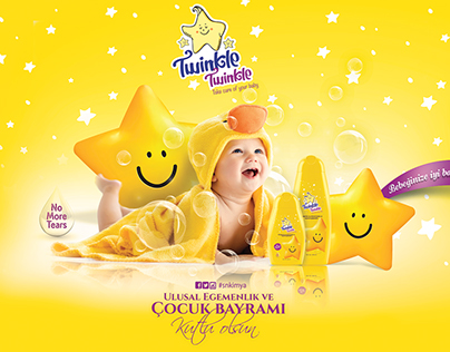 Twinkle shampoo | Advertising campaign