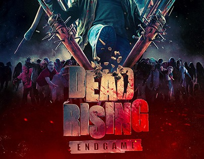 DEAD RISING: ENDGAME COMICON POSTERS