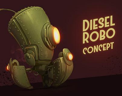 Diesel robot