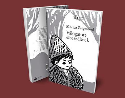 Móricz könyvborító