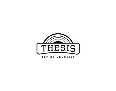 Thesis Lifestyle - Logo Design