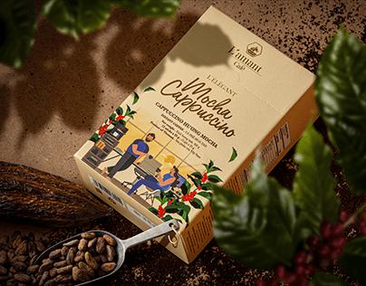L'amant Café - Organic To The World