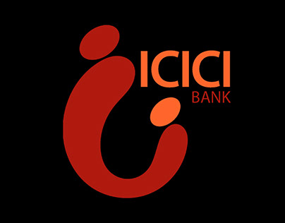 ICICI BANK LOGO REDESIGNING PROJECT.(non-commercial)