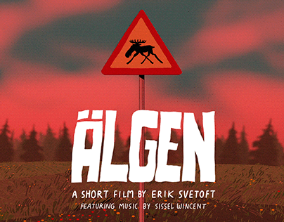 ÄLGEN animated short film