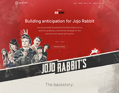 JOJO Rabbit's - Digitaland Case