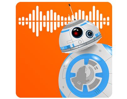 Soundboard App icon and Ui design