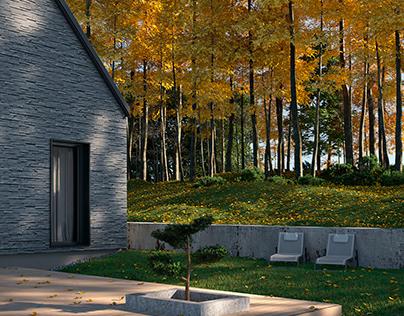 Maple Tree House