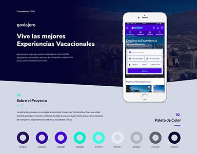 Goviajero - Travel App
