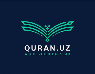 Quran.uz   Logo and Branding