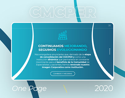 CMCPER / One Page