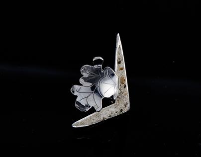 Concrete & Silver by Lauren Beech Jewellery