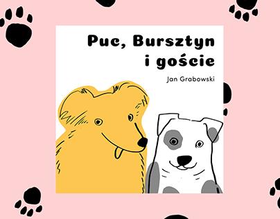 Seria ilustrowanych okładek audiobooków