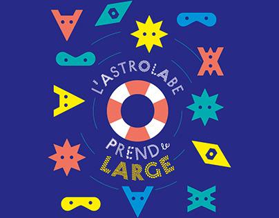 L'Astrolabe prend le large