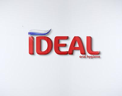 Identité Visuelle IDEAL Oral Hygiene