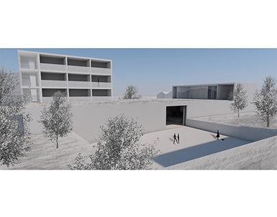 Department's design 3. - Balatonfüred