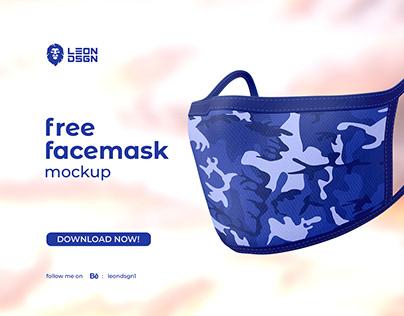 Facemask - Animation Mockup