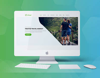 Manali - Tour & Travels Agency Template