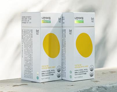 Not like a lemon - Lemon Flavor health functional food