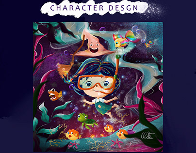 CHARACTER DESSIGN