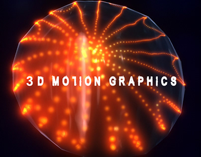 Dance Of The White Rhythms // 3D motion graphics