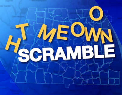 Hometown Scramble