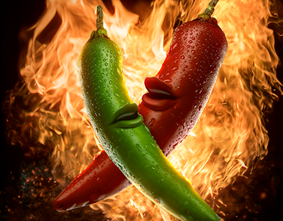 Firey passion