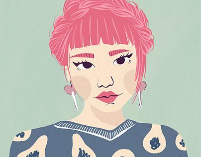 Illustrative Portraits