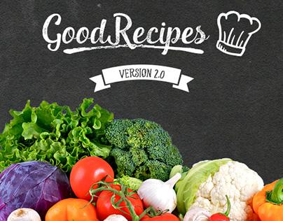 Good Recipes V2