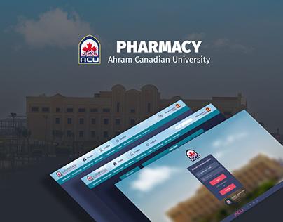 ACU Pharmacy - Online portal