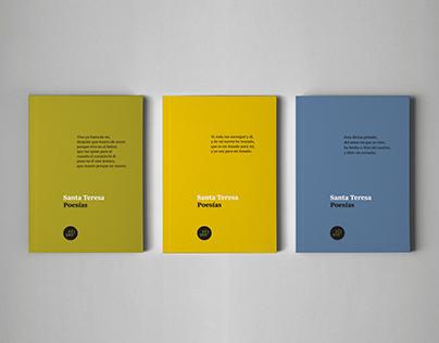 Colección de libros de poesía