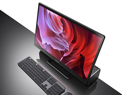 Samsung All-in-One - Key Visual