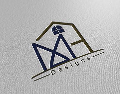 M Hadidy designs - Logo