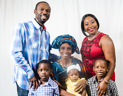 The Anosike Family