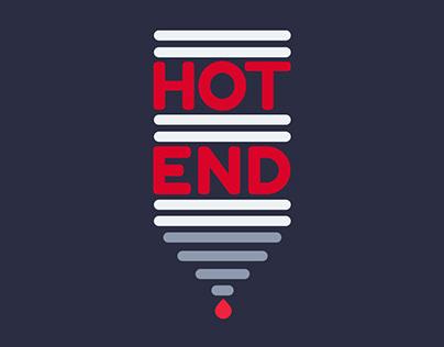 HotEnd | Diseño de logotipo