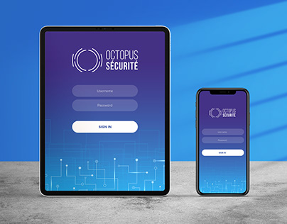 Octopus Security Application Design