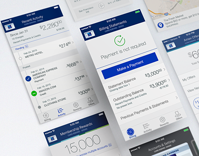 Mini Case – Enterprise Products: Amex Mobile