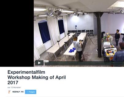 Experimentalfilm Workshop Video