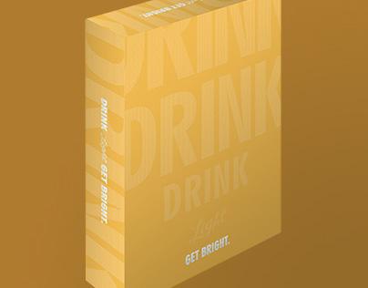 Sparkling wine packages design
